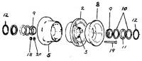 Wheel and Brake Kits