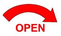 Arrows <br>(Open / Close)
