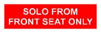 Solo Seating