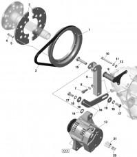 Alternators and Parts