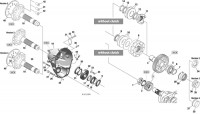 Propeller Gear Assembly