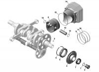 Crankshaft and Parts