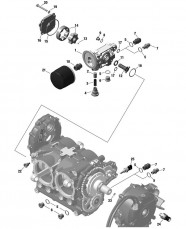 Oil Tank Parts